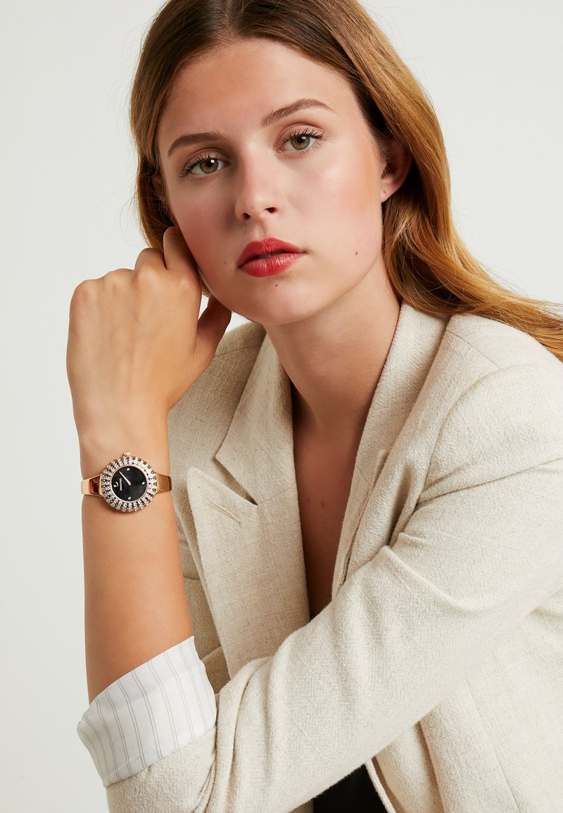 Swarovski - PRO - Watch - silver-coloured/gold-coloured