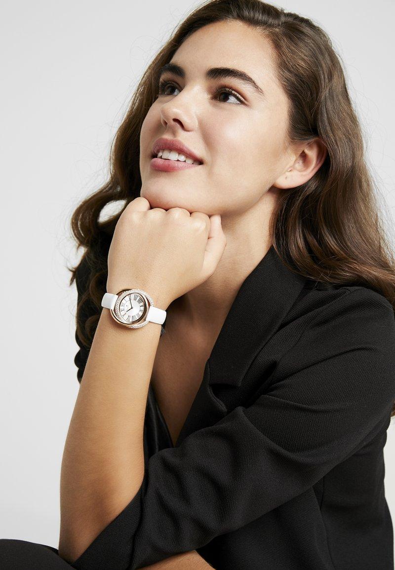 Swarovski - DUO - Horloge - gold-coloured