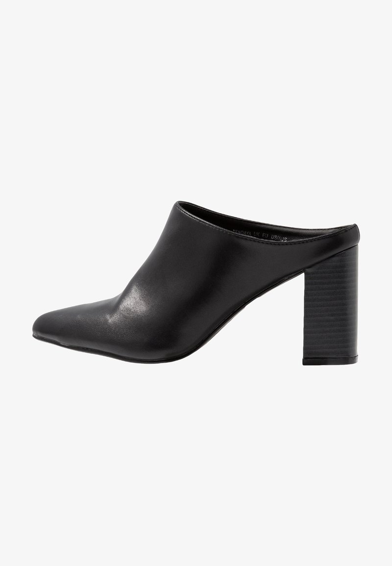 4th & Reckless - ZENDAYA - Heeled mules - black