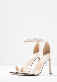 4th & Reckless - JASMINE - High Heel Sandalette - white - 4