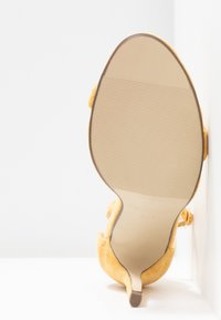 4th & Reckless - JASMINE - High heeled sandals - yellow - 6