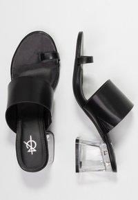 4th & Reckless - CHI - Flip Flops - black - 3
