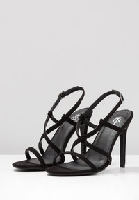 4th & Reckless - ALIS - Sandales à talons hauts - black - 4