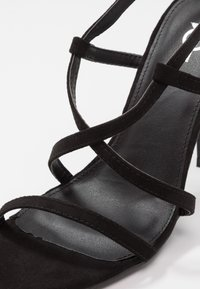 4th & Reckless - ALIS - Sandales à talons hauts - black - 2
