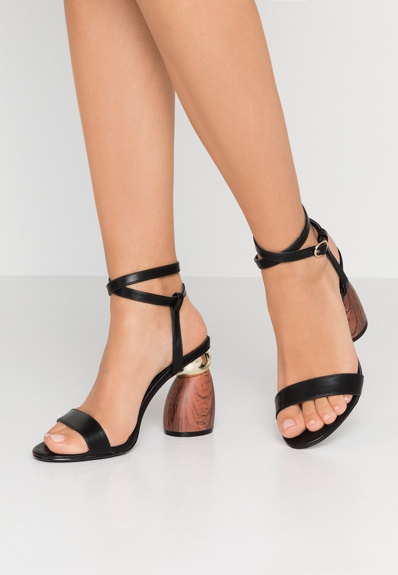 4th & Reckless - LOU LOU - Sandaletter - black