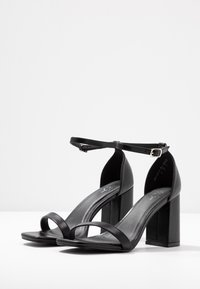 4th & Reckless - WALSH - High heeled sandals - black - 4