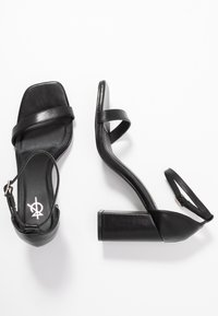 4th & Reckless - WALSH - High heeled sandals - black - 3