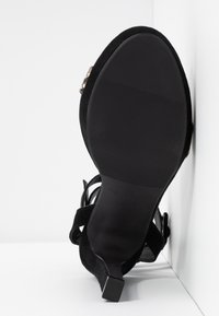 4th & Reckless - BUXTON - High Heel Sandalette - black - 6