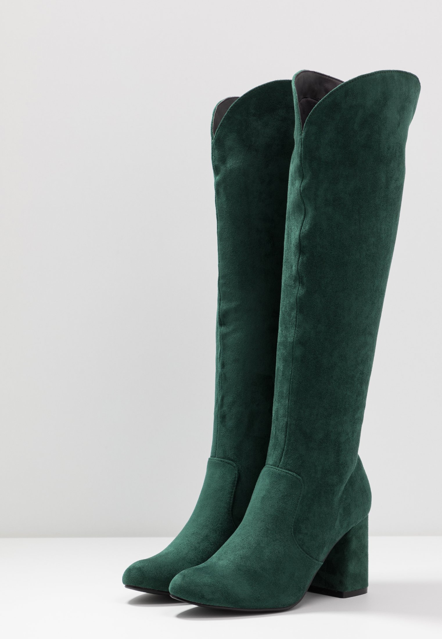 4th & Reckless WALKER - Bottes - teal teal