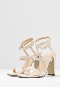 4th & Reckless - CALI - High heeled sandals - cream - 4