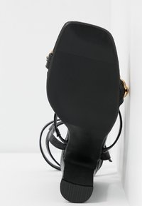 4th & Reckless - CITY - Sandaler med høye hæler - black - 6