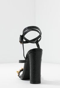 4th & Reckless - CITY - Sandaler med høye hæler - black - 5