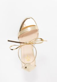 4th & Reckless - CLEO - High heeled sandals - gold - 3