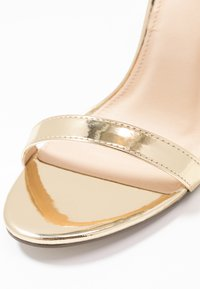 4th & Reckless - CLEO - High heeled sandals - gold - 2
