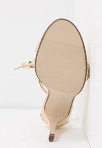 4th & Reckless - CLEO - High heeled sandals - gold - 6