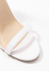 4th & Reckless - JASMINE - Sandali con tacco - white - 2