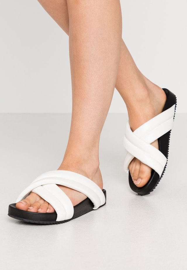 MISTY - Slip-ins - white