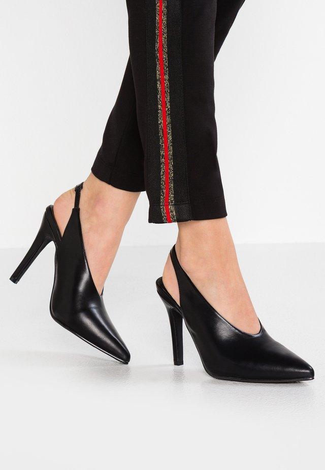 LOUIS - High heels - black