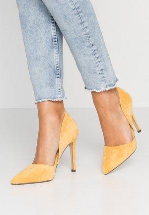 CAMILLA - High heels - yellow