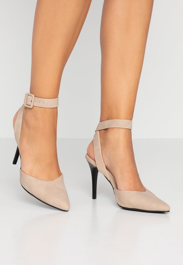 HARMONY - High heels - nude