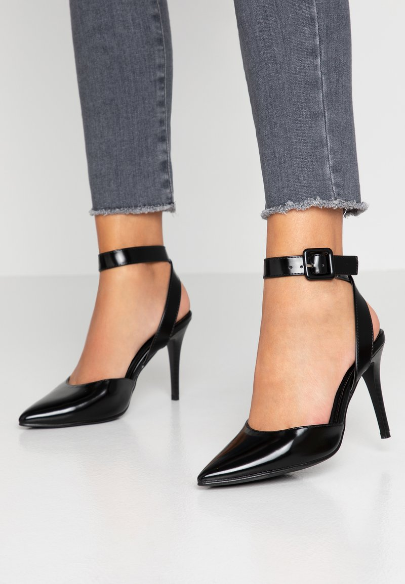 4th & Reckless - HARMONY - Højhælede pumps - black
