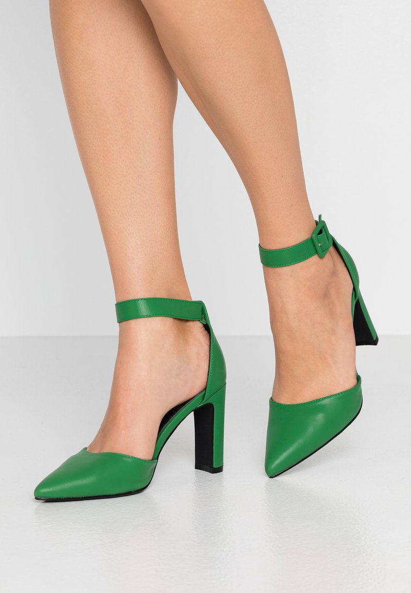 4th & Reckless - TALLY - High heels - green