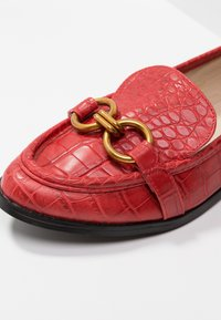 4th & Reckless - LEXIE - Slip-ons - red - 2