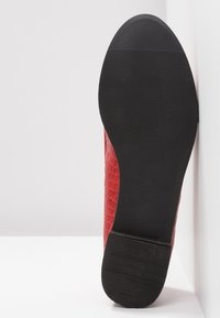 4th & Reckless - LEXIE - Slip-ons - red - 6