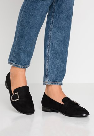 LENNIE - Nazouvací boty - black