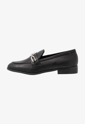 SERAFINA - Slippers - black