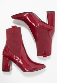 4th & Reckless - TOKYO - Bottines - red - 3