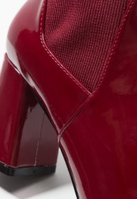 4th & Reckless - TOKYO - Bottines - red - 2