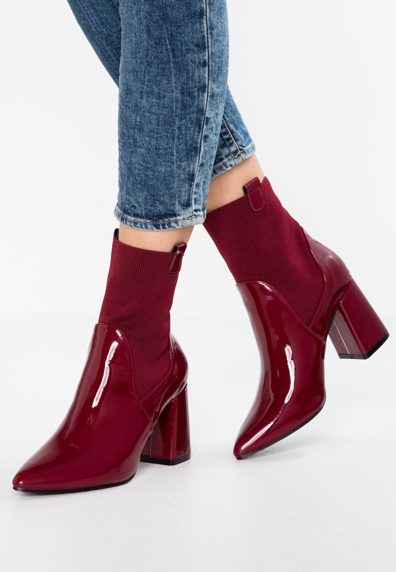 4th & Reckless - TOKYO - Bottines - red