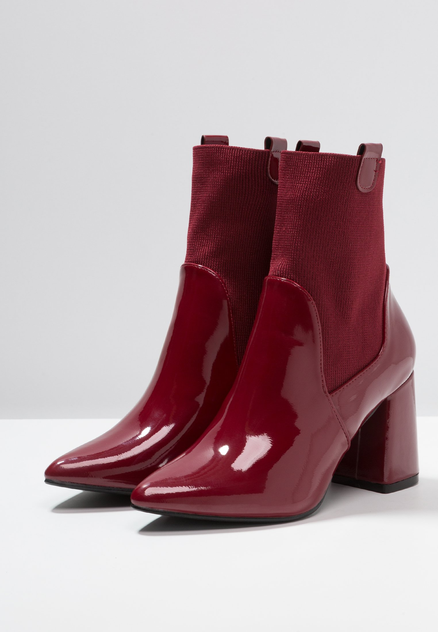 4th & Reckless TOKYO - Bottines - red red