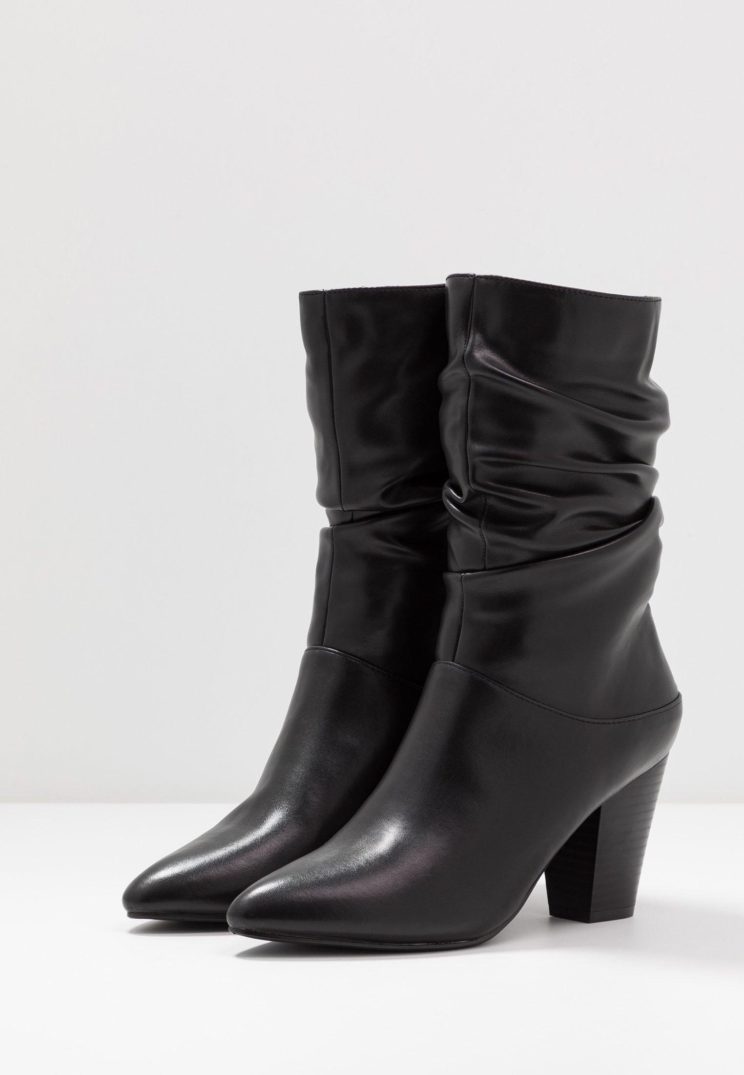 4th & Reckless BLANE - Ankelboots med høye hæler - black