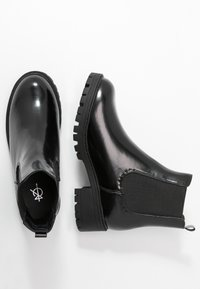 4th & Reckless - Classic ankle boots - black - 3