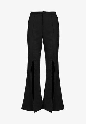 THOR TROUSER - Kalhoty - black