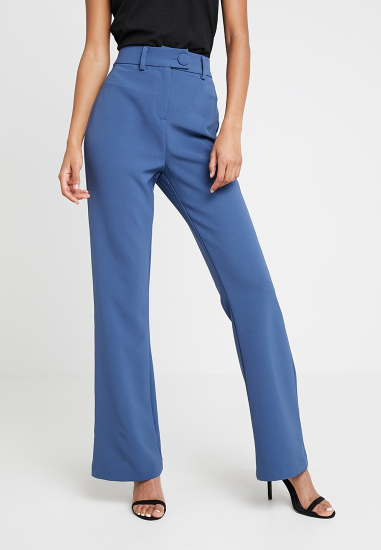 4th & Reckless - BAILEY TROUSER - Broek - blue