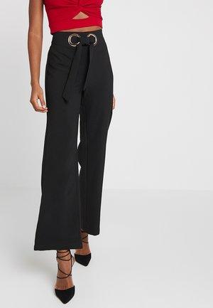 MILLS  - Pantalon classique - black