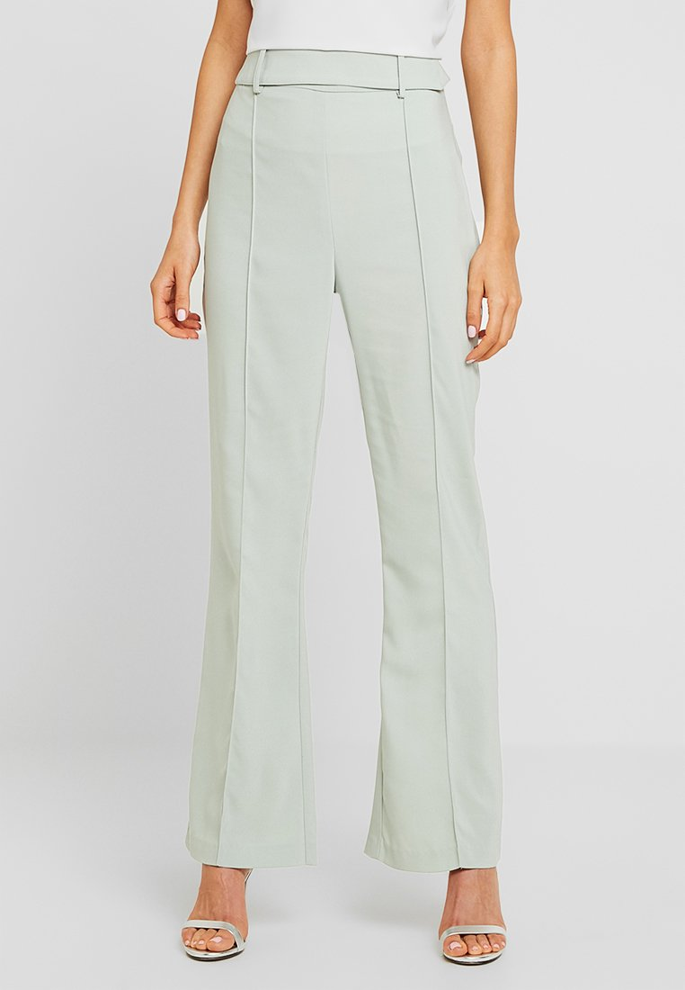 4th & Reckless - TROUSER - Bukse - mint