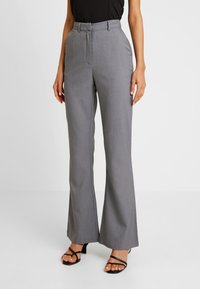 4th & Reckless - EXCLUSIVE MARIANNA TROUSER - Pantaloni - grey - 0