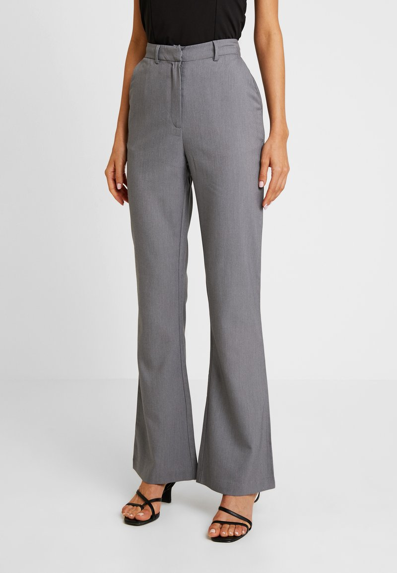 4th & Reckless - EXCLUSIVE MARIANNA TROUSER - Trousers - grey