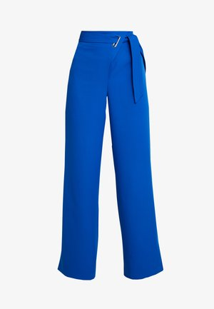 GALAXY TROUSER - Pantalones - blue