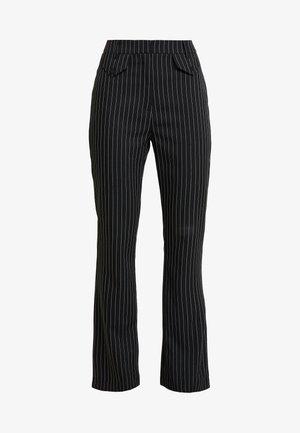 MARIANNA TROUSER - Pantalones - black