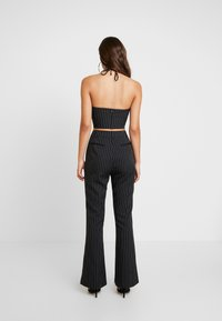 4th & Reckless - MARIANNA TROUSER - Pantalones - black - 3