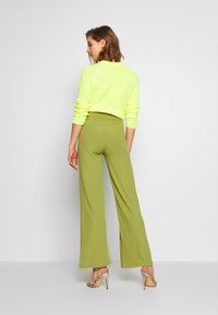 4th & Reckless - JAX - Broek - olive - 2