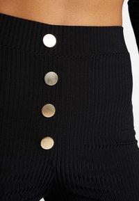 4th & Reckless - JAX - Pantalon classique - black - 4