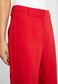 4th & Reckless - DION TROUSER - Kalhoty - red - 4
