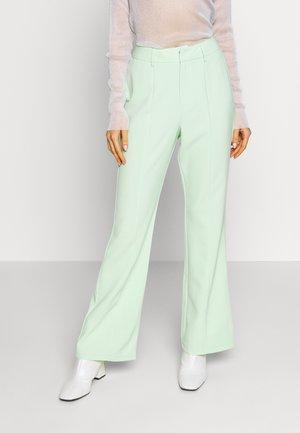 JETT TROUSER - Trousers - mint