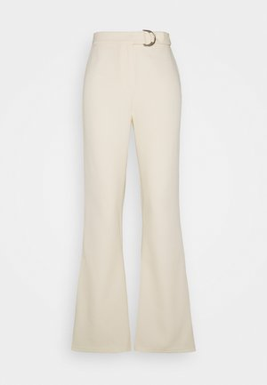 REID TROUSER - Trousers - off-white